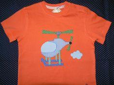 camiseta helicóptero  camiseta de algodón,telas de algodón cosido a mano