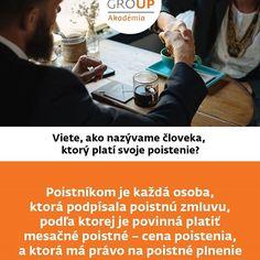 Vedeli ste že? #zfp #zfpa #vzdelavanie #akademia #financie #vedelisteze #poistenie #slovakia #slovensko News Blog, Education, Photo And Video, Videos, Instagram, Onderwijs, Learning