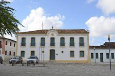 São Cristóvão, Sergipe - Brasil - Museu Histórico de Sergipe, antiga Casa de Câmara e Cadeia