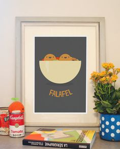 Falafel Poster