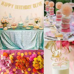 女の子のための最高の誕生日パーティーのアイデアの51
