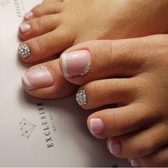 Tendencias Unas Pies Piedras Unas En 2019 Nails Nail Designs Y