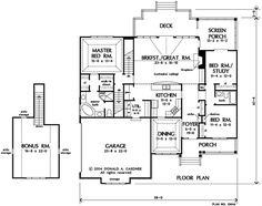 The Gresham House Plan Images - See Photos of Don Gardner House Plans