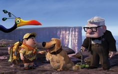 Up  | 17 New Images From Pixar's UP | FilmoFilia