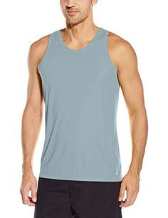 48152f83e365a ASICS Mens Tank Top Arona Small   Want to know more