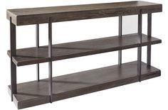 Gantoni Brown Sofa Table from Ashley | Coleman Furniture