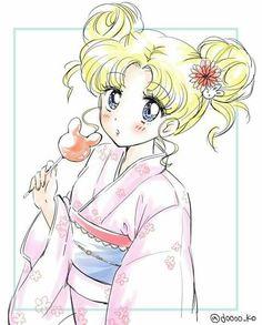 Sailor Moon ~ Serena
