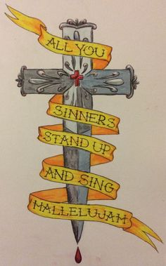 Hallelujah - Panic! at the Disco (I know this isn't fall out boy but I don't have anywhere else to put it)