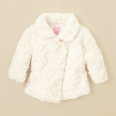 faux-fur jacket, The Children's Place, $17.46