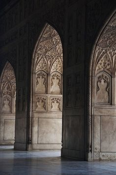 pian-issimo: Agra Fort, Detail (by camillaskye) Wrath And The Dawn, Agra Fort, Caravaggio, Loire, Under Construction, Architecture Details, Barcelona Cathedral, Portal, Fantasy
