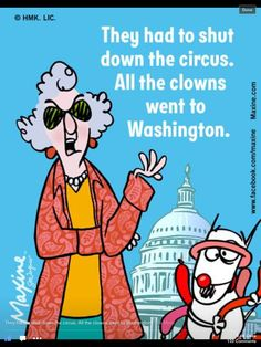 All the Clowns Went to Washington  (DC)