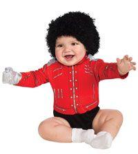 Baby Beat It Costume - Michael Jackson Costumes ~ Costume Craze $19.80