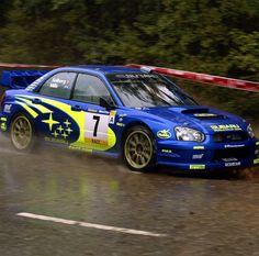 get back into the wrc subaru! Subaru Rally, Subaru Impreza Wrc, Wrx Sti, Rally Car, 3008 Peugeot, Peugeot 206, Rallye Wrc, 4x4, Japan Cars