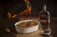 Woodford Reserve Chocolate Bread Pudding with Bourbon Butter Sauce at the Kentucky Derby.//cut recipe in half Bourbon Bread Pudding, Chocolate Bread Pudding, Chocolate Bourbon, Bread Puddings, Just Desserts, Delicious Desserts, Dessert Recipes, Dessert Ideas, New Recipes