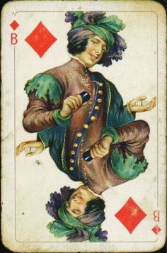 Картинки по запросу Altenburg German cards (1848)