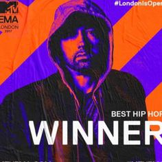 Best Hip-Hop 2017 MTV EMA