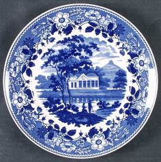 WEDGWOOD BLUE & WHITE COLLECTION - Replacements Ltd.