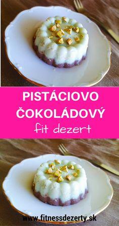 Jednoduchý recept na fitness dezert na blogu www.fitnessdezerty.sk