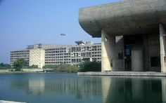 CHANDIGARH: made by the famous French architect, Le Corbusier, we'd love to discover this real utopia city.