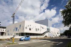 做的一般mecanoo architects: the new amphion theatre, doetinchem