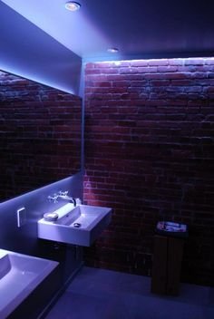 Led Light Strips For Room Classy Using Rgb Lumilum Strip Lightled Light Bathroom Ambient Httpwww Inspiration