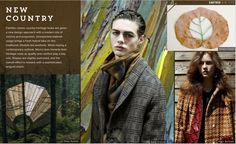 WGSN AW17/18 Trend Themes - New Country