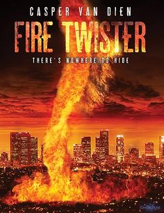 Fire Twister (2015) - HD - [EnglishArabic]