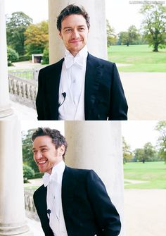 James McAvoy love his giggles
