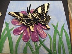 Botanical Ceramic Tiles  - Kristen
