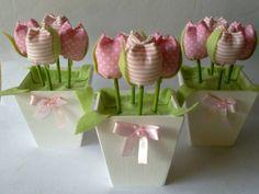 Vaso Tulipa -  PROMOÇÃO só hj ! | *Bia Lembrancinhas* | Elo7