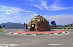 Cabaña de piedra del Port del Collao (Adzaneta, Castellón)
