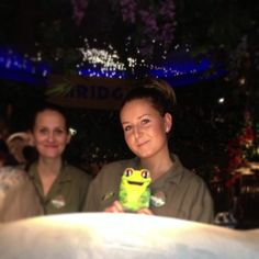 Our Tour Guides will take you on a journey through the restaurant to your table to begin your adventure! A Wild Place to Shop and Eat! http://www.therainforestcafe.co.uk/jobs/