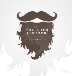 beard logo design - Google Search