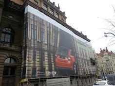 Skoda in Praag