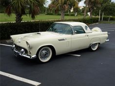 1956 FORD THUNDERBIRD CONVERTIBLE - Barrett-Jackson Auction Company - World's Greatest Collector Car Auctions
