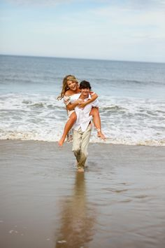 VIVIAN & SETH  Outer Banks Engagement Photo Session - Corolla Light Resort - Corolla, NC - OBX