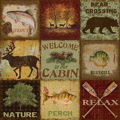 I uploaded new artwork to fineartamerica.com! - 'Call Of The Wilderness' - http://fineartamerica.com/featured/call-of-the-wilderness-jean-plout.html via @fineartamerica