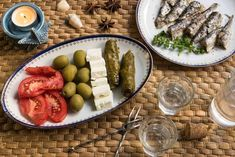 """The famous Rakadika of Rethymno!  In Spain they are called """"Tapas"""", in Greece """"Mezedopoleia"""" and in Crete """"Rakadika"""". In the narrow streets of the Old Town of Rethymno, there are traditions that meet modern life. The streets are filed by forgotten, nevertheless treasured, smells remind us of our grandmother's traditional cooking, as food comes ... Zorba The Greek, Crete Greece, Old Town, Tapas, Spain, Old Things, Traditional, City, Cooking"""