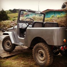 1959 FJ25 Headed to Final Costa Rican RTV Inspection Before Completion and Shipping by the Vintage Cruiser Co. - Reserve Yours Today @ http://www.vintage4x4.com/get-yours/build-a-cruiser/