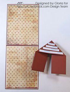Twist and Pop card tutorial.