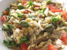 Cozinha Turca: Salada de Beringela (Patlıcan Salatası)