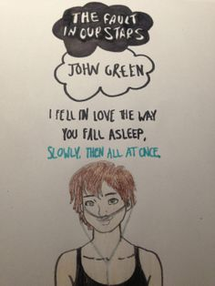 The Fault In Our Stars by ElectroKats.deviantart.com on @deviantART