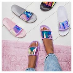 Brand Collection, Brand Sale, Summer Sale, Pool Slides, 30th, Trendy, Sandals, Shoes, Style