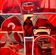 Sheyne Tuffery (NZ) - manu tasi Observational Drawing, New Zealand Art, Nz Art, Maori Art, Kiwiana, Artist Painting, Contemporary Artists, Art Boards, Printmaking
