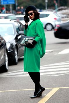Milano - click on the photo to see more street style inspiration