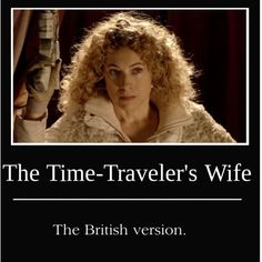 What other text can I compare The Time Traveler's Wife to?!?