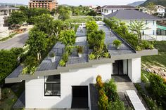 Gallery of A House in Nha Trang / Vo Trong Nghia Architects + ICADA - 1