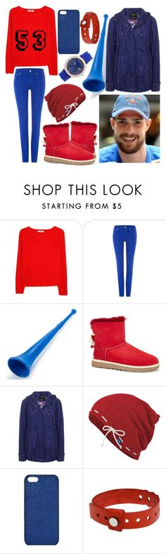 """Date with Alexander Salák"" by slytheriner ❤ liked on Polyvore featuring MANGO, Polo Ralph Lauren, UGG Australia, Creenstone, Keds, Maison Takuya and Cast of Vices"