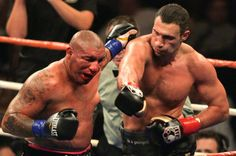 """Klitschko vs Chisora — """"You can't be afraid of him. Most of Vitali's opponents are scared of him."""""""