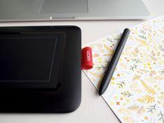 Business tools: Using a Wacom for Digital Illustration